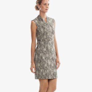 MM. LaFleur The Aditi Dress—Crackle Size 14
